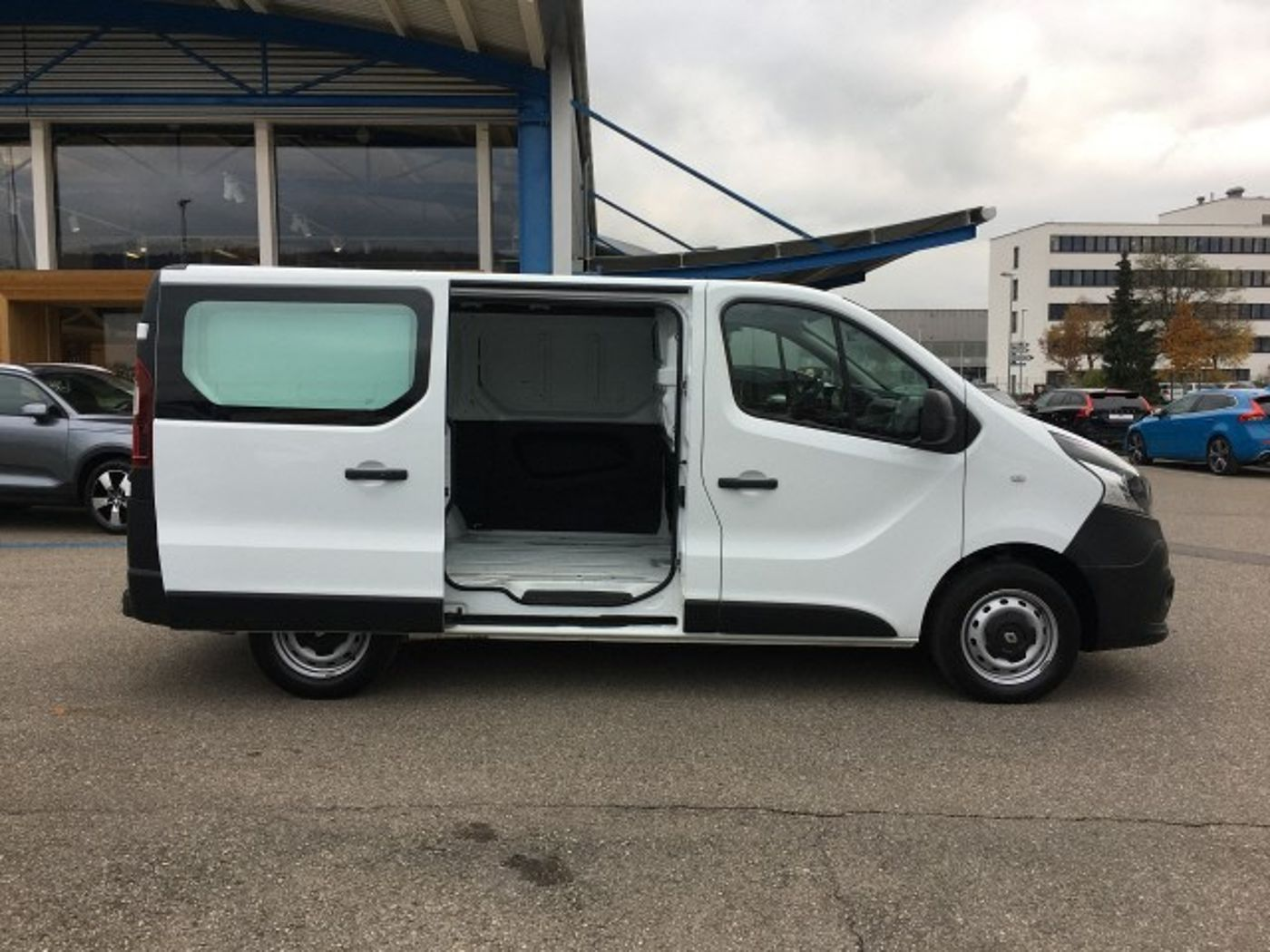 Renault  dCi95 2.9 Access